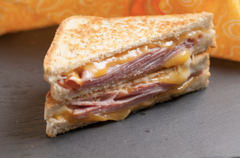 What's the difference between a grilled cheese and a melt